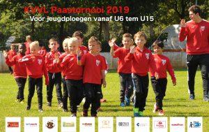 KVVL Paastornooi 2019